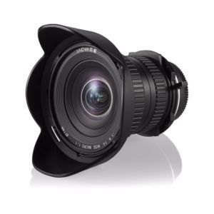 Laowa 15mm f/4 Macro Lens (with Shift) - Canon EF Mount (Manual Focus Lens)